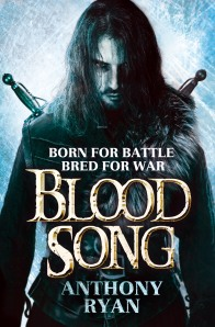BLOOD SONG UK Cover